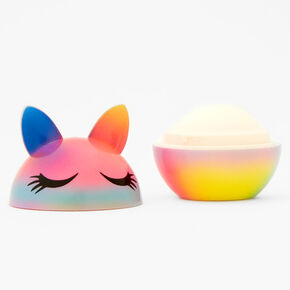Tie-Dye Unicorn Lip Gloss Pot,