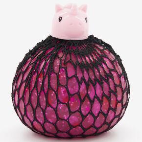 Tobar® Unicorn Squishy Mesh Ball Fidget Toy – Styles May Vary,