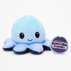 TeeTurtle™ Reversible Plushies Day & Night Octopus - Blue,