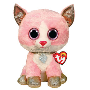 Ty Beanie Boo Large Amaya the Cat PlushToy,