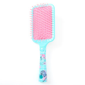 Travel Butterfly Paddle Hair Brush - Mint,
