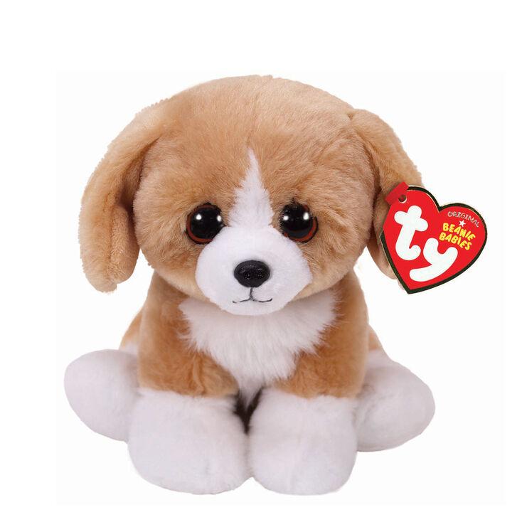 Ty Beanie Baby Small Franklin the Dog Plush Toy  ccc2b99ba4bb