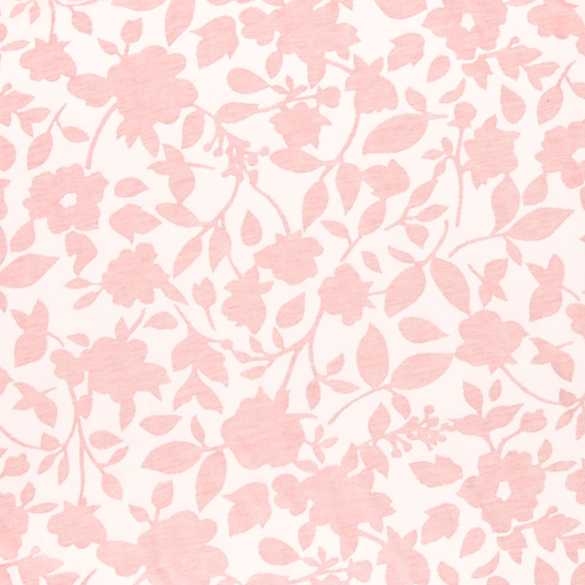 Pink Floral Pattern Infinity Scarf Claire S Us