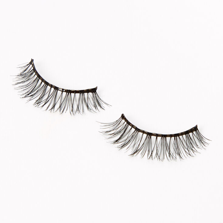 Eylure No. 160 Fluttery Light False Eyelashes - Black,