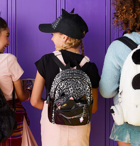 Sequin Leopard Back to School Collection,