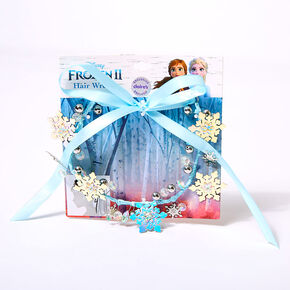 ©Disney Frozen Snowflake Hair Wreath - Blue,