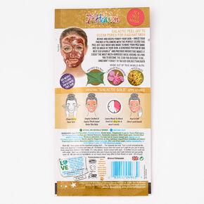 Masque peel-off pour le visage Stardust Galactic Gold 7th Heaven,