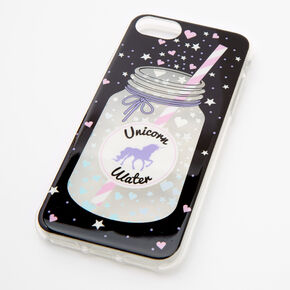 Unicorn Water Protective Phone Case - Fits iPhone 6/7/8,