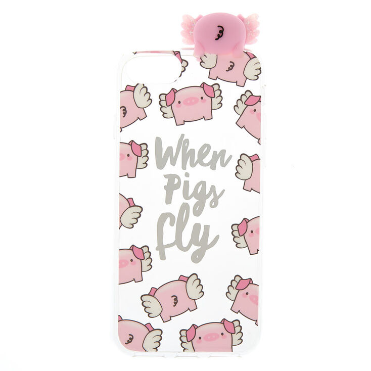 timeless design abe05 96b90 When Pigs Fly Popover Phone Case - Fits iPhone 6/7/8