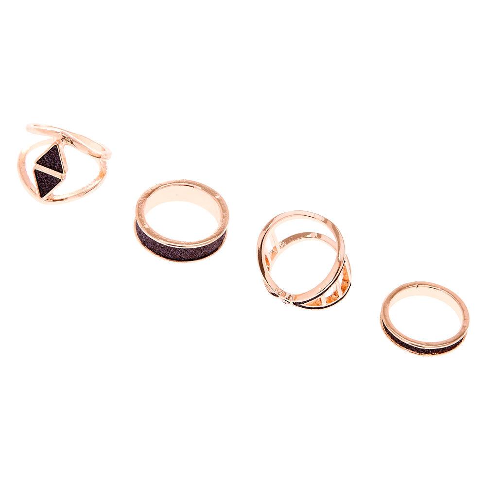 ring från glitter
