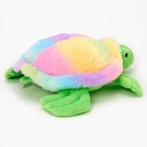 Fiesta™ Rainbow Sherbet Sea Turtle Plush Toy,