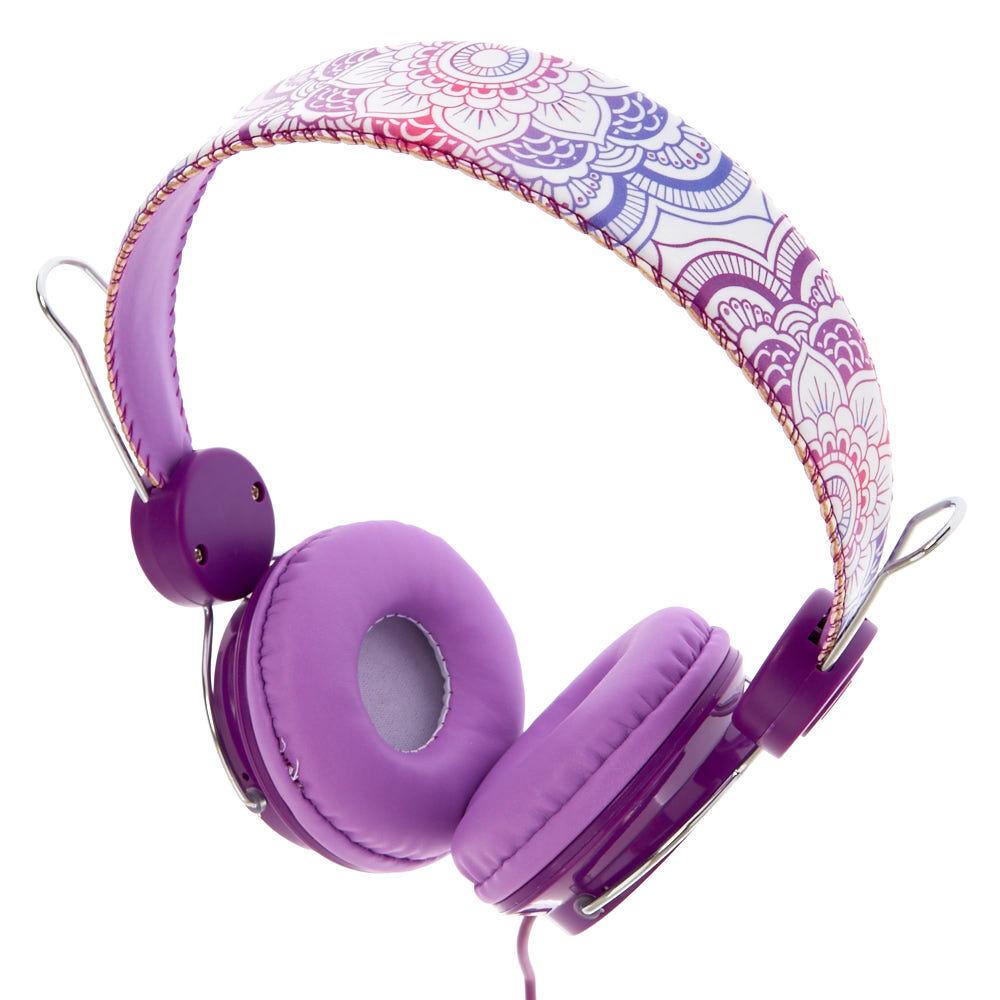 Panasonic earbuds purple - kids earbuds unicorn