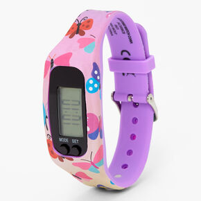 Butterfly Active LED Watch,