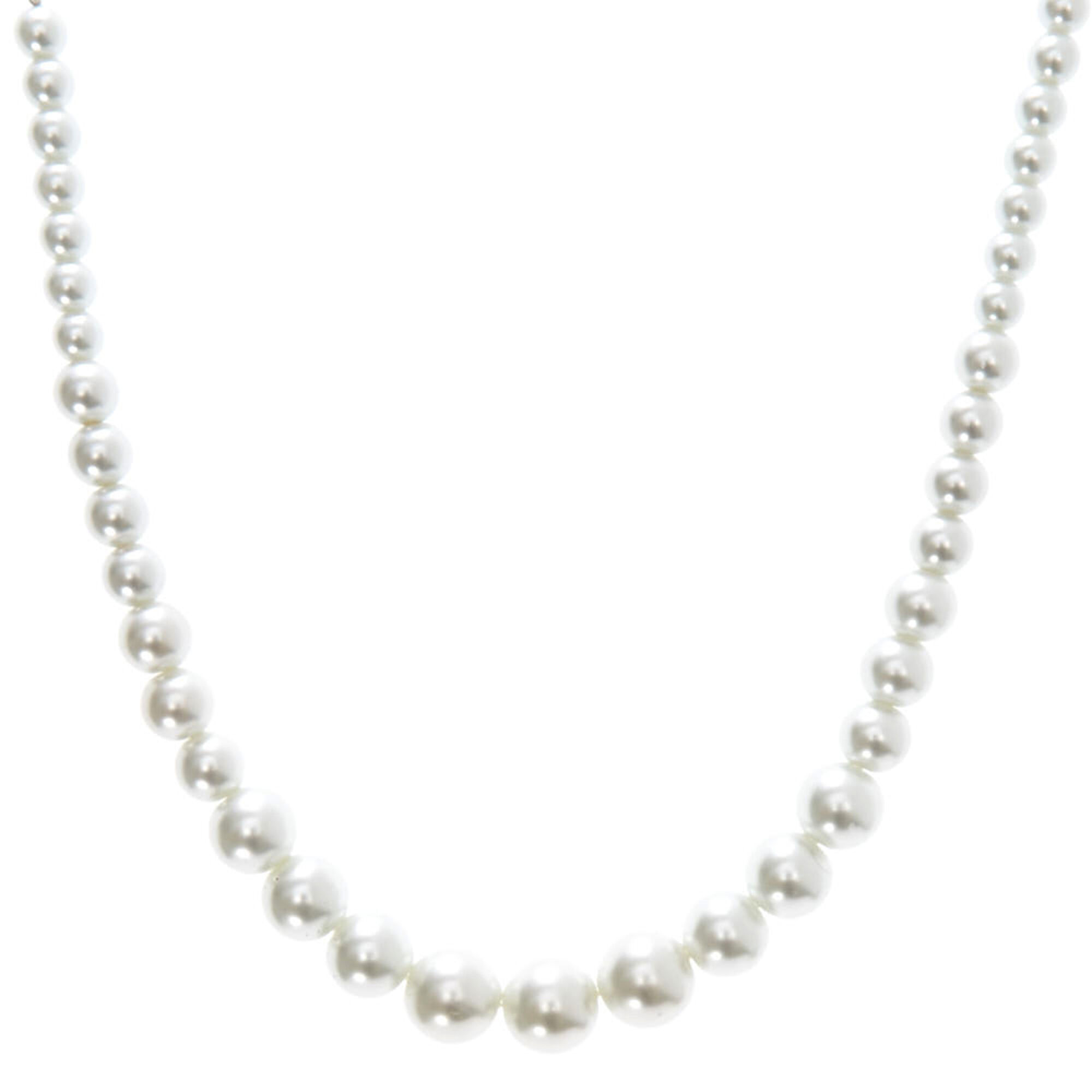 luxury freshwater winterson in necklace gold jewellery white pearl