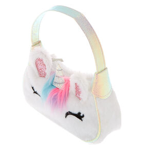 Claire's Club Holographic Unicorn Purse,