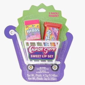 Laffy Taffy® and Rainbow Nerds® Candy Shop Lip Set  - Pack 2,
