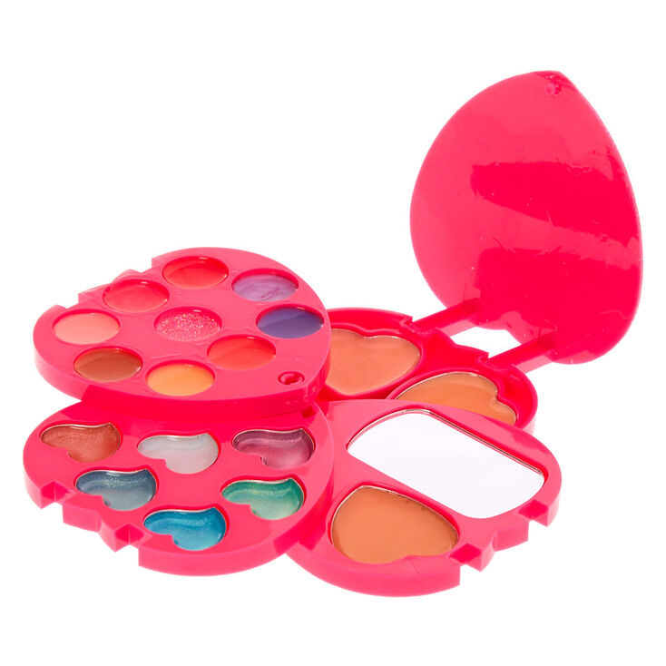 Claire's Club Heart Lip Gloss Set,