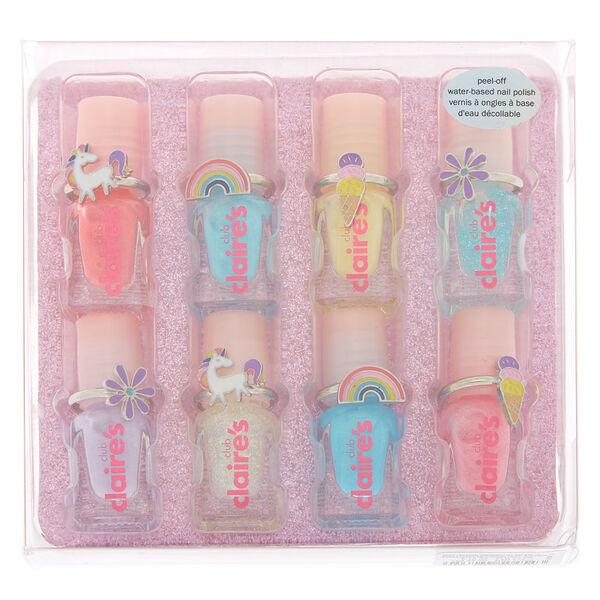 Claire's - clubunicorn nail polish set - 1