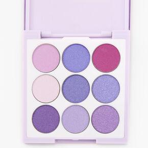 Shine Mini Eyeshadow Palette - Purples,