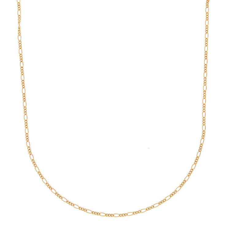 64bd2360c31 Gold Long Classic Chain Statement Necklace | Claire's