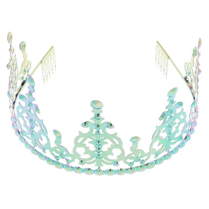 Mermaid Metal Crown,