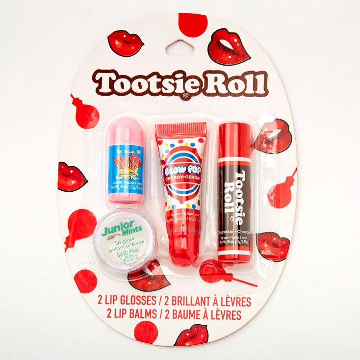 Tootsie Roll® Candy Lip Balm & Gloss - 4 Pack,