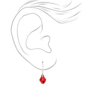 Boucles d'oreilles fun aux designs variés de Noël - Lot de 9,