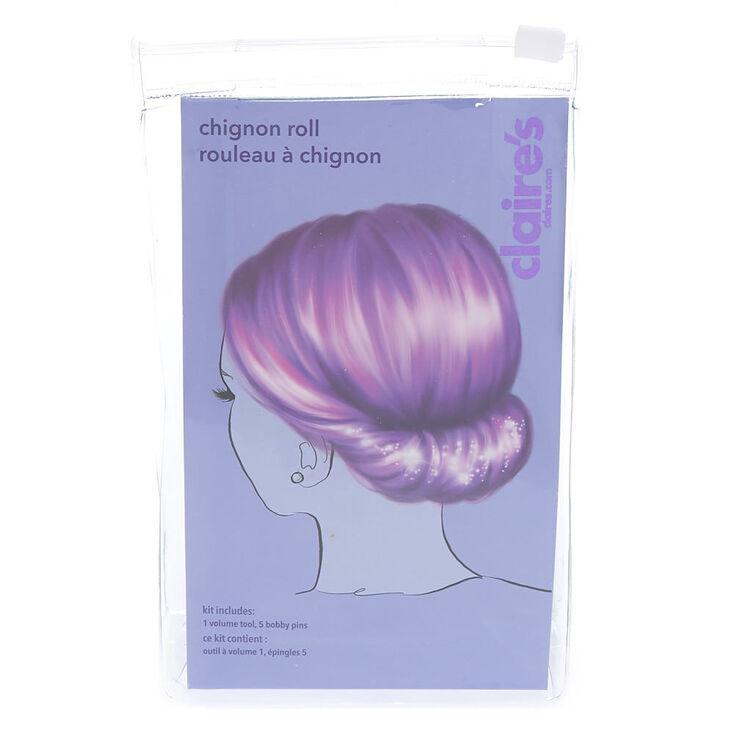 Chignon Roll Hair Tools Kit,