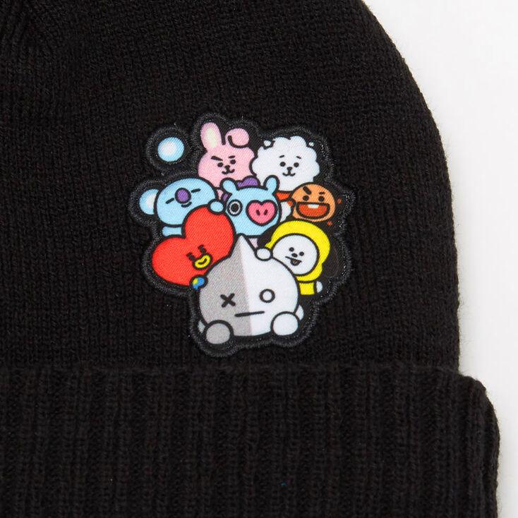BT21©Beanie Hat – Black,
