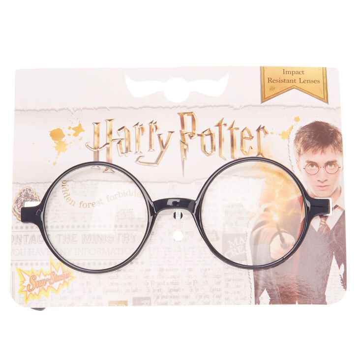 Harry Potter™ Round Glasses – Black,