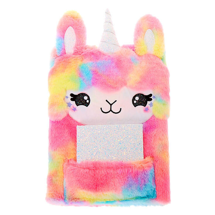 Lala the Llamacorn Soft Sketchbook Set,