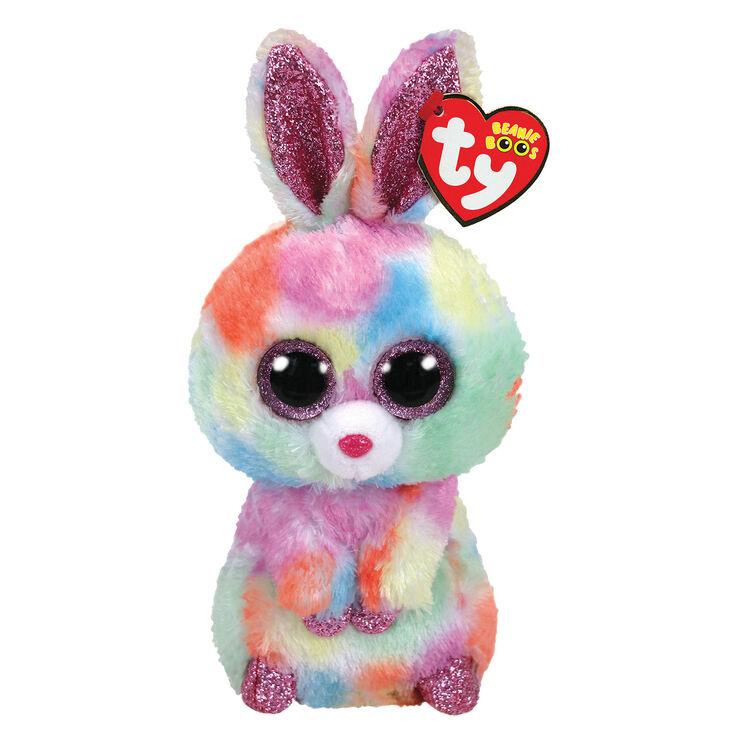 aa97da9ab1b Ty Beanie Boo Medium Bloomy the Bunny Plush Toy