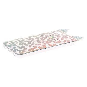 Holographic Leopard Cat iPod Case - Fits iPod Touch 5/6,