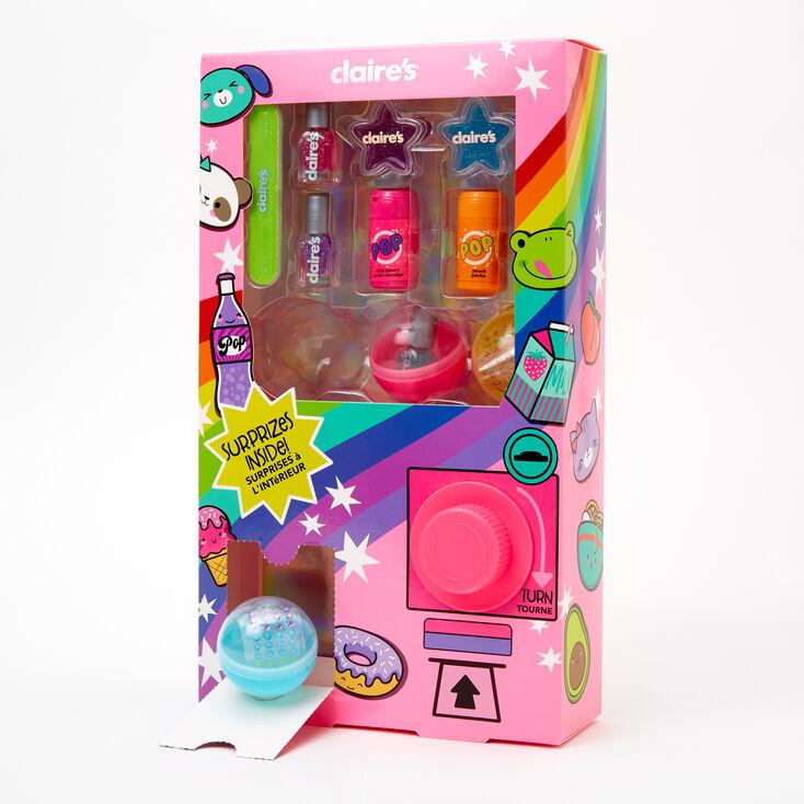 Vending Machine Makeup Set - Pink,