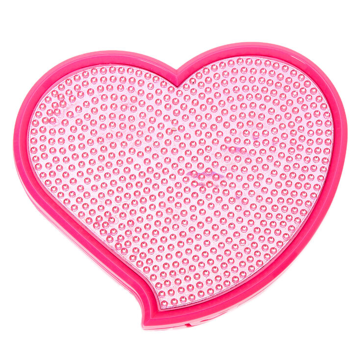 Heart Bling Makeup Set - Pink,
