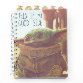 Star Wars™: The Mandalorian the Child Tab Journal,