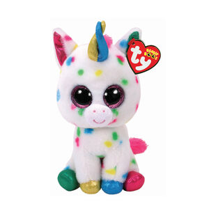 Ty Beanie Boo Small Harmonie the Unicorn Soft Toy 9bbcc0bd411e