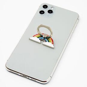Glitter Rainbow Ring Stand,