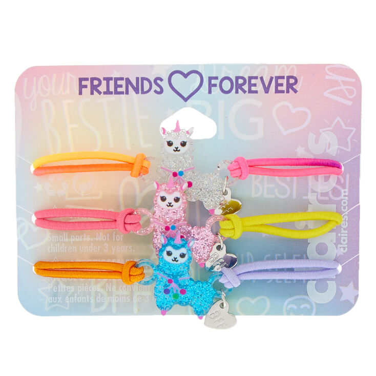 Llamacorn Stretch Friendship Bracelets - 3 Pack,