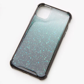 Glitter Smoke Phone Case - Fits iPhone 11,