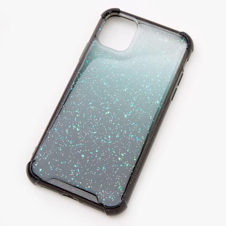 Glitter Smoke Phone Case - Fits iPhone 11,