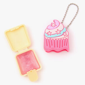 Pucker Pops Pink Cupcake Lip Gloss - Cupcake Flavor,