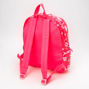 Love Sequin Backpack - Pink,