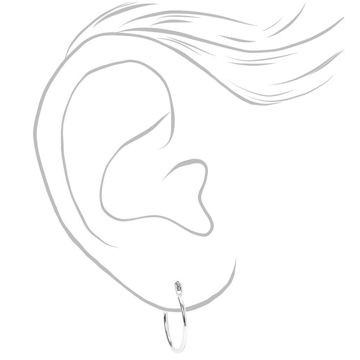 Sky Brown™ Love Stud Earrings - 6 Pack,