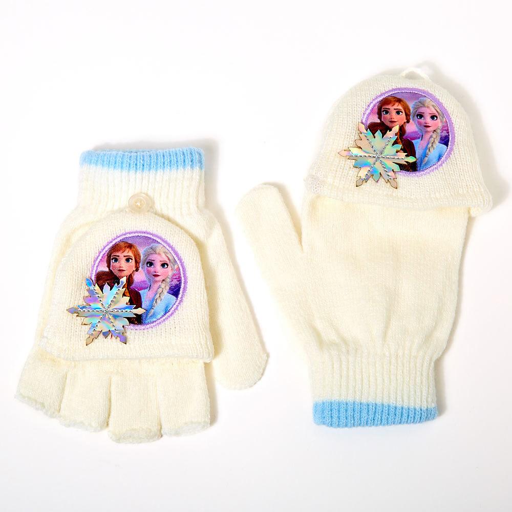 """Disney /""""Frozen/"""" Gloves Flip Back Mitten"""