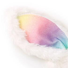 Fluffy Bunny Ears Easter Hair Scrunchie,