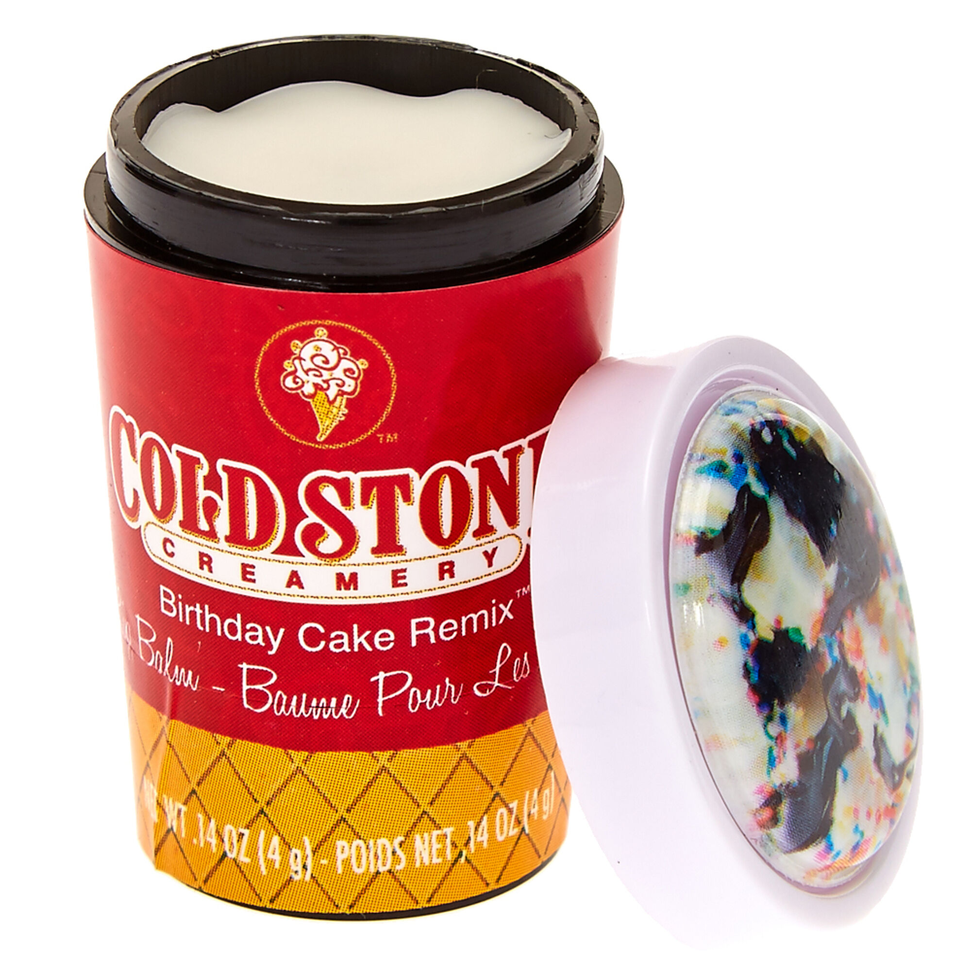 Taste Beauty Cold Stone Creamery Birthday Cake Remix Lip Balm