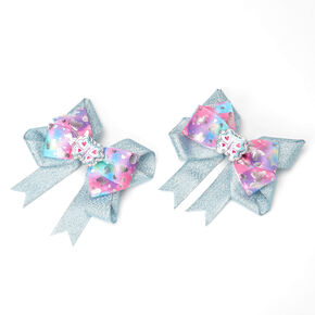 Love, Diana™ Pastel Butterfly Hair Bows – 2 Pack,