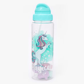Magical Unicorn Water Bottle Bath Set,