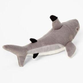 Eco Nation™ Black Tip Shark Plush Toy - Brown,